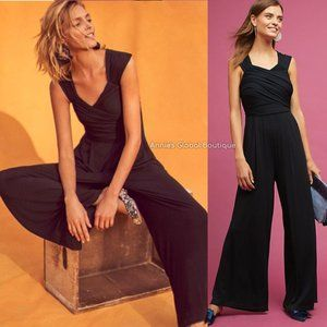 ANTHROPOLOGIE Molly Knit Jumpsuit NWT HTF